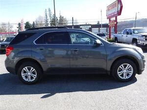 2013 Chevrolet Equinox LT, Leather Prince George British Columbia image 4