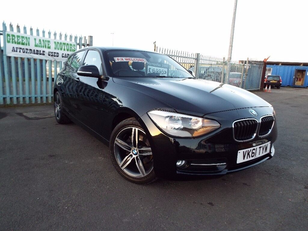 2011 BMW 1 SERIES FULL MOT PX WELCOME ***FINANCE AVAILABLE***