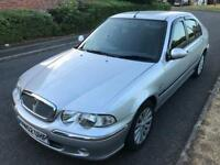 ROVER 45 LOW MILEAGE ONLY 42K FROM NEW 1.4 L PETROL CAMBELT DONE DRIVES GOOD