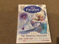 Frozen sing along book, BRAND NEW!!!
