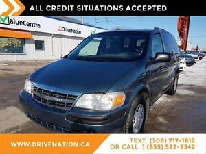 2004 Chevrolet Venture Base LOW KM! 7 PASSENGER