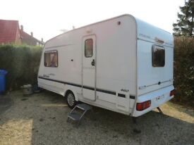 Sterling Europa 460 2004 year, 2 berth,cris reg,dry,clean, very good condition with accessories