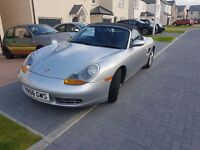 Porsche Boxster ( low mileage)