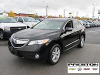 2013 Acura RDX Technology Delta/Surrey/Langley Greater Vancouver Area Preview