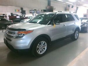 2015 Ford Explorer XLT / LEATHER / NAVIGATION / BLUETOOTH