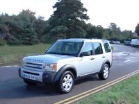 Land Rover Discovery 3 2.7 TD V6 HSE 5dr,,,,,,,,,,£10,995 p/x considered