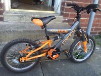 """kids bicycle veno townsend bike in very good condition 16"""""""