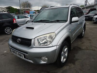 2005 TOYOTA RAV4 XT R D 4D GOOD CONDITION, MOT 08 MAY 2018 ,NATIONWIDE WARRANTY IS AVAILABLE .
