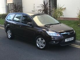 2008 FORD FOCUS 1.6 TDCI STYLE 85k FSH