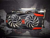 Asus GTX 760 2GB, £60, collection only