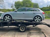 Audi A3 s line spares or repair