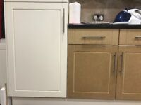Used but very good condition Cupboard Doors & drawers striped and ready to be painted