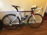 pinarello dogma f8 - Wiggins My Hour replica - road bike