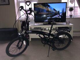 Foldaway Bike