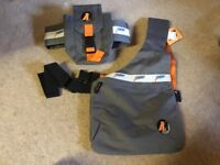 Action man utility soldier vest top toy play child's one size with utility belt age 4-9 years combat