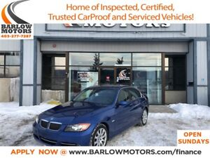 2007 BMW 335i I|Leather|No accidents