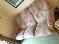 3 seater sofa ' Cintique'
