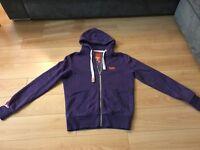 SUPERDRY Hoodies (full zip) SUPERDRY Hoodie as new £12 each all 4 for £40