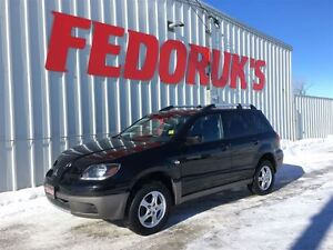 2003 Mitsubishi Outlander LS Package ***FREE C.A.A PLUS FOR 1 YE