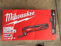 Milwaukee Multi Tool C12 MT-201B brand new