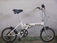 Folding bike 2833A