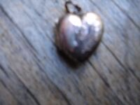 Small 9ct Gold Plate Locket