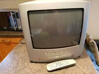 TV 14 inch with DVD