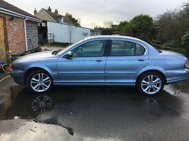 Jaguar X Type, Diesel, 65,000 Miles, Exellent Condition, 12 months MOT