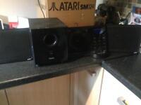 Teac cd dab mini Hifi stereo system