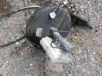 Iveco Daily break master cylinder complete