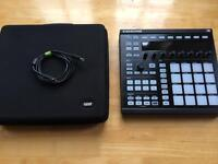 Native instruments Maschine mk2 black immaculate INCLUDES FREE UDG CASE