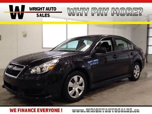 2014 Subaru Legacy AWD| BLUETOOTH| HEATED SEATS| CRUISE CONTROL|