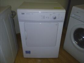 BEKO VENTED TUMBLE DRYER 6KG in very good condition, can deliver locally