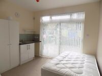 Brand New Self Contained Studio with Garden - ALL Bills Included - Available Now - No DSS
