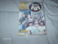CHEWIN THE FAT DVDs 3 off