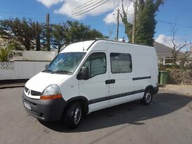 The perfect Tradesmans/Craftsmans/out door enthusiasts van