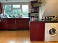 THREE BEDROOM FLAT FIRST FLOOR WITH ONE PARKING NEAR PRESTON ROAD STATION