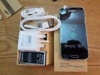 Samsung Galaxy S5 Mini black SM-G800F - 16GB - Unlocked Smartphone