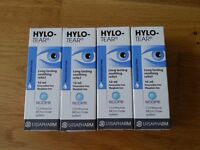 4 x Hylo-Tear Eye Drops 10ml for sale - More than 50% Discounted