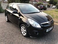 2010 Hyundai i20 1.2 Comfort 5dr Warranted+Mileage+LowInsurance @07445775115
