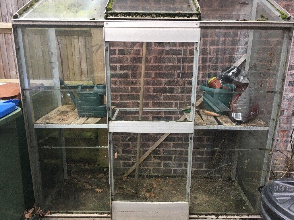 FREE greenhouse available for pick up