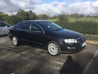 2009 Volkswagen Passat Highline 2.0 TDI CR Engine full leather may part exchange