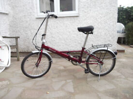 phillips fold up bike