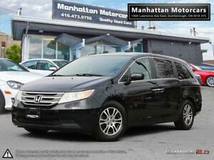 2013 HONDA ODYSSEY EX |8 PASS|CAMERA|NO ACCIDENT|PHONE|REAR.AIR