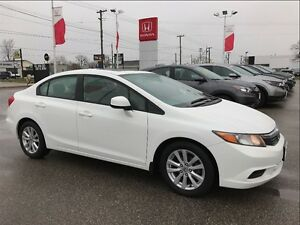 2012 Honda Civic EX (A5) - w/MOON ROOF