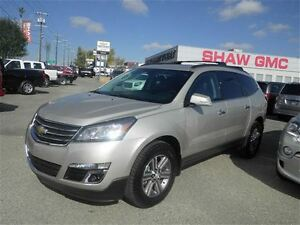 2016 Chevrolet Traverse LT w/2LT  Leather  Nav  Sunroof