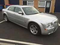 2007 Chrysler 300c automatic fully loaded 80k 12 months mot/3 months parts and labour warranty
