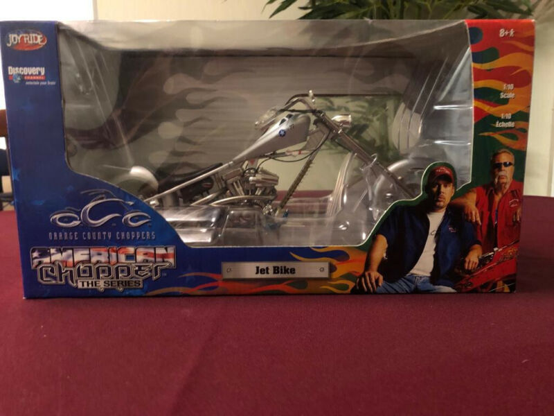 Orange County Choppers Jet Bike 1:10 Scale