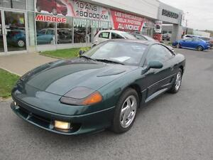 1993 Dodge Stealth TWIN TURBO 300HP !! R/T AWD