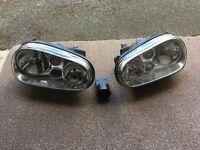 VW Golf Mk 4 GT TDI Fog Headlights
